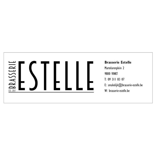 HOOFDSPONSOR VC COSMOS - Brasserie Estelle