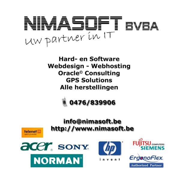 HOOFDSPONSOR VC COSMOS - Nimasoft