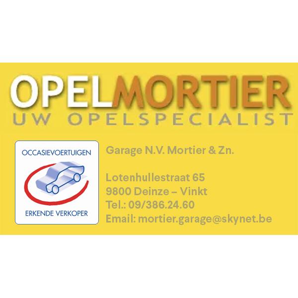 HOOFDSPONSOR VC COSMOS - Opel Mortier