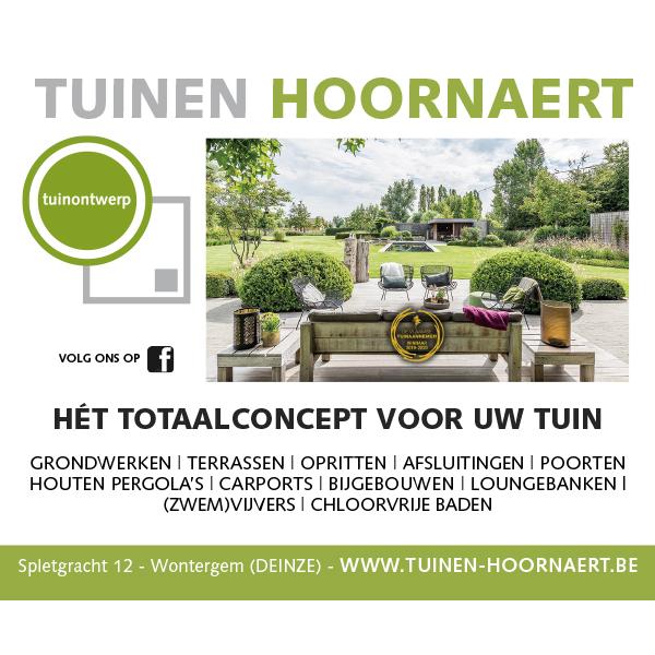 HOOFDSPONSOR VC COSMOS - Tuinen Hoornaert